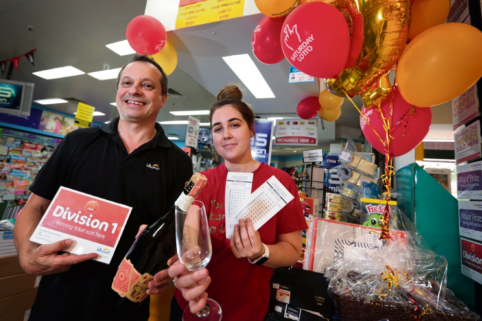 Wundowie man swaps FIFO life for Lotto life
