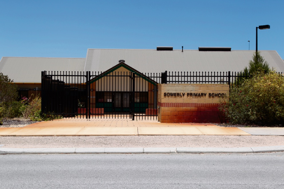 Somerly Primary School in Clarkson. Picture: Marie Nirme d478009