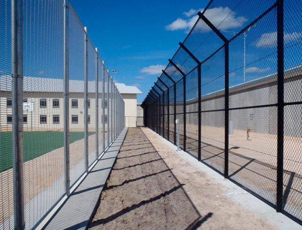 Hakea Prison. Photo: SWI Fencing