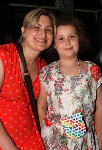 Amber Moffat and Saskia Sullivan