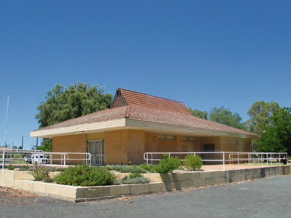 The community hall at North Pinjarra will be a part of the strategy.