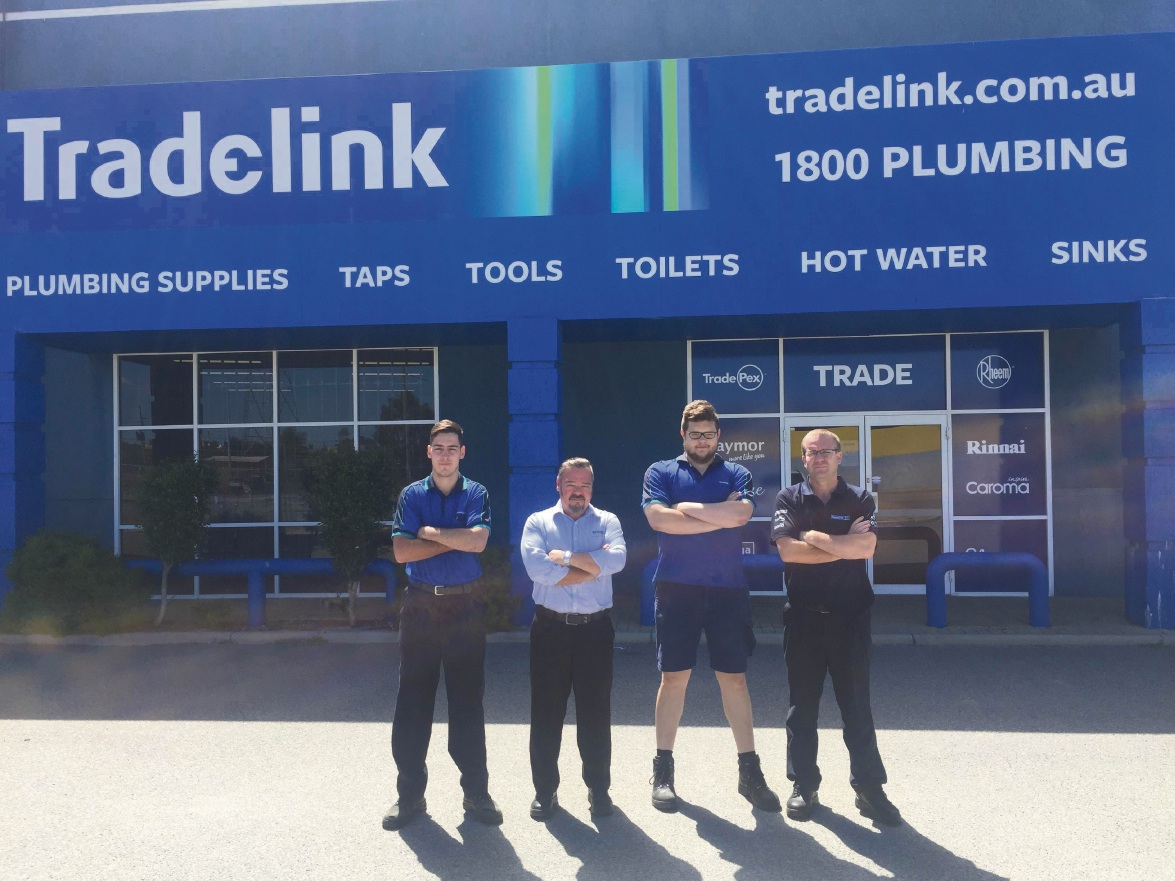 New faces mean even better service at Tradelink Malaga | Community ...