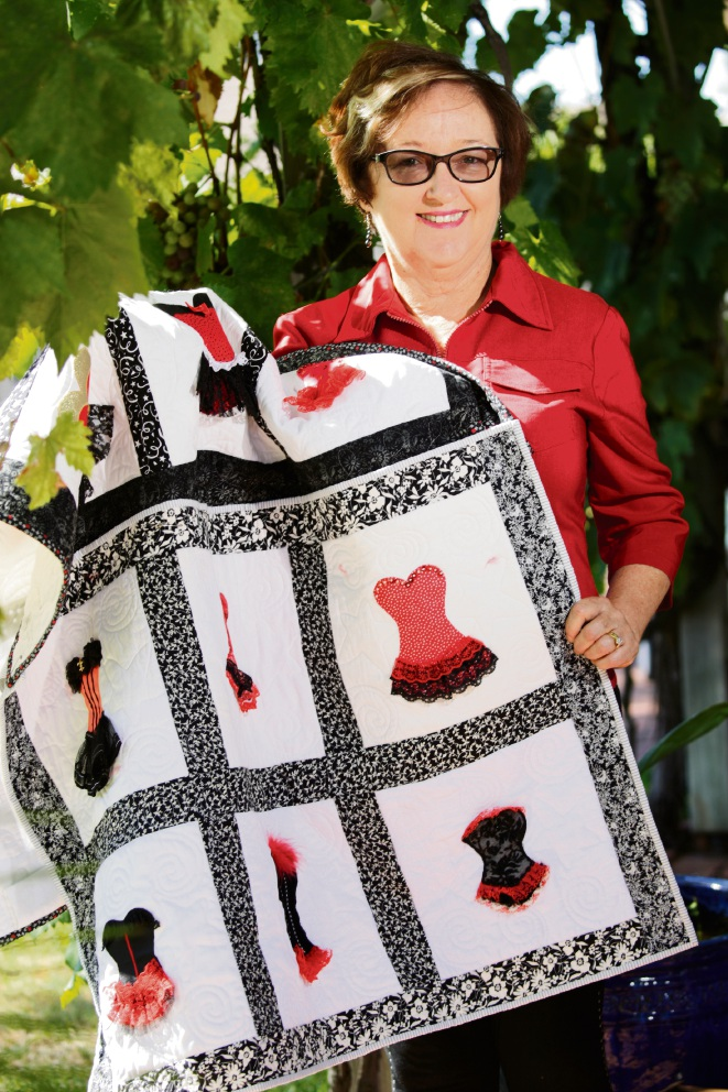 WA Senior Australian of the Year 2018 Kath Mazzella (66) of Morley will be flying to Canberra for the Australian of the Year Awards. Picture: Andrew Ritchie www.communitypix.com.au d477917