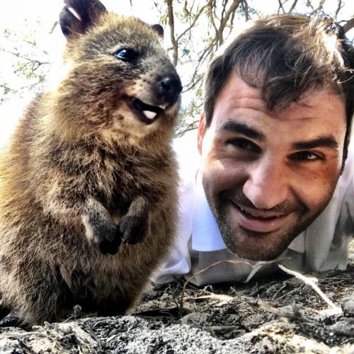 Photo: Roger Federer/Twitter