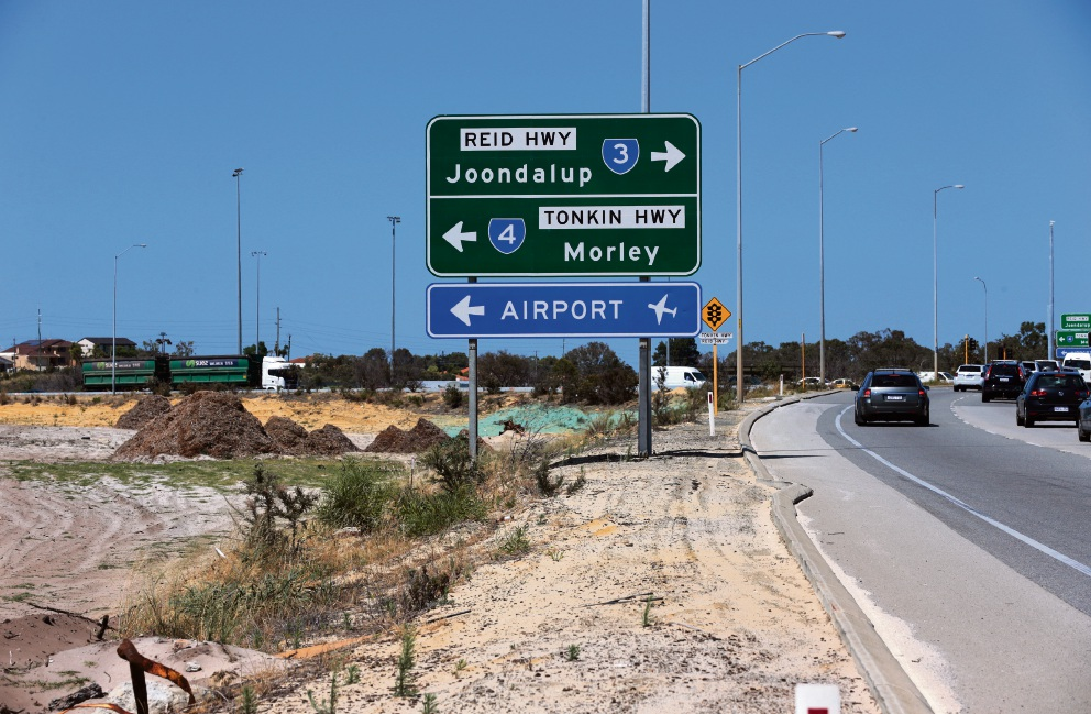 $70m double-lane carriageway on Reid Hwy to benefit eastern suburbs, says Transport Minister