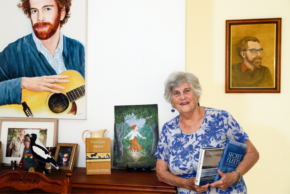 Lynne Cairns is the runner-up in the Bronze Quill Literary Competition.