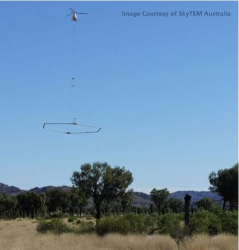 Airborne electromagnetic surveys to be carried out in the Shire of Murray, the City of Rockingham and Serpentine-Jarrahdale