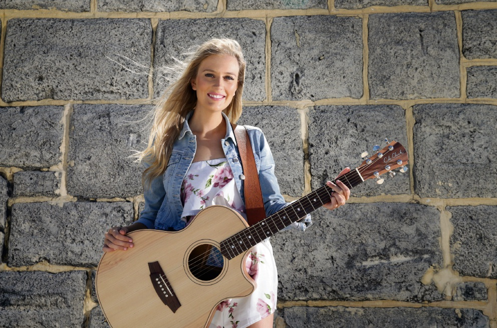 Singer songwriter Emily Joy. Picture: Martine Kennealey d478199