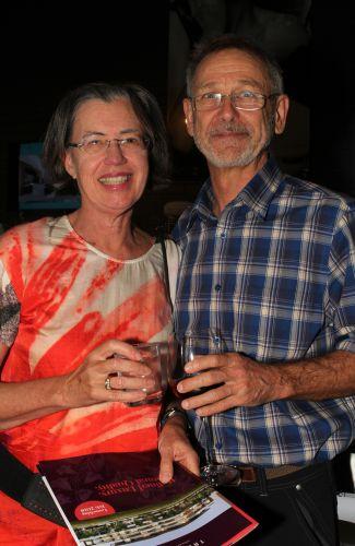 Erica and Rene Jongen