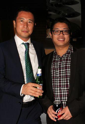 Eli Zhang and Lifan Tu