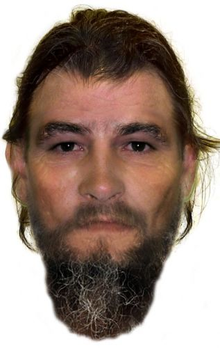 Police have released this composite image of a man wanted in relation to an assault in Bassendean.