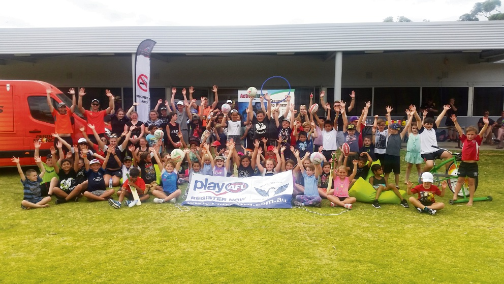 Local kids are invited to take part in the upcoming Armadale Multisport Day.