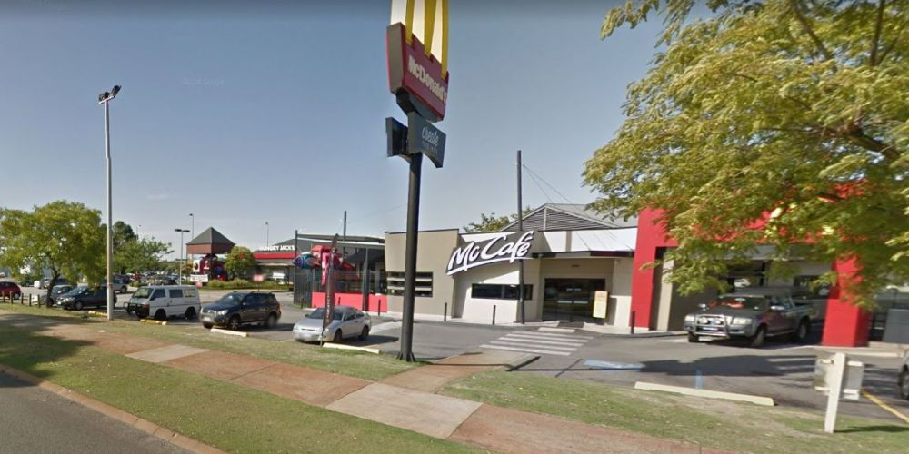 Livingston McDonald's.