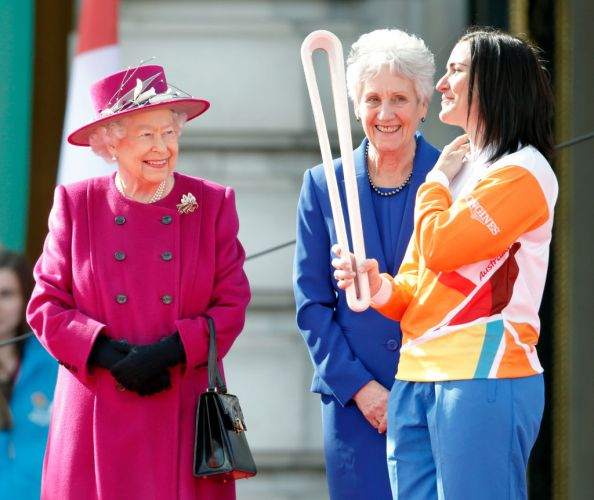 The Queen's Baton is making its way to the Gold Coast. Photo: Getty