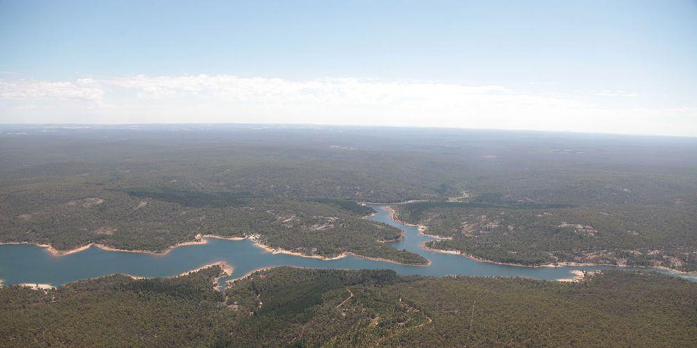Helena River. Photo:  ontrack.casa.gov.au