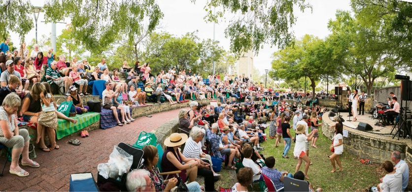 The final concert series to be held at the Limestone Amphitheatre in Booragoon will begin January 28.