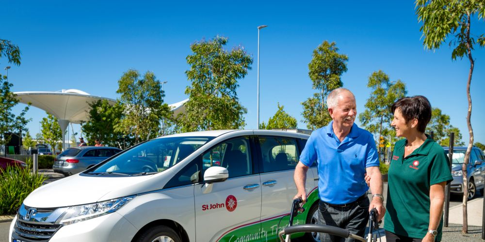 Launch of Community Transport Service in Mandurah