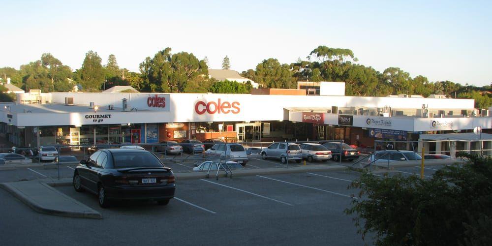 Coles in Mosman Park.