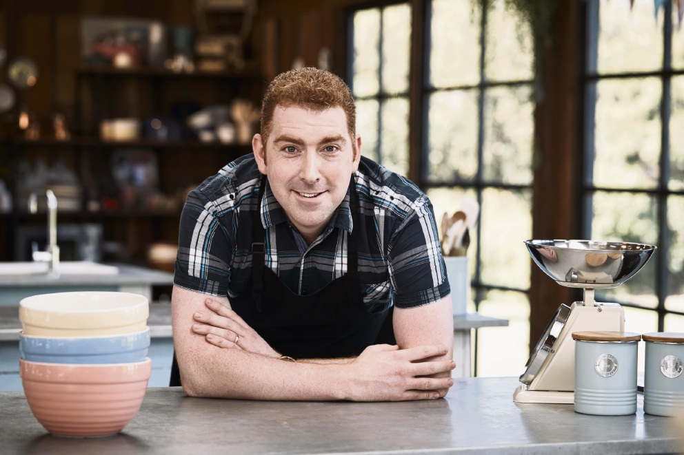 "From Masterchef to Great Australian Bake Off: meet Perth ""sweetie"" Rob Harwood"