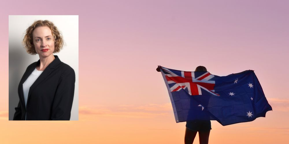 Professor Jane Lydon (inset) wants to move Australia Day to May 9.