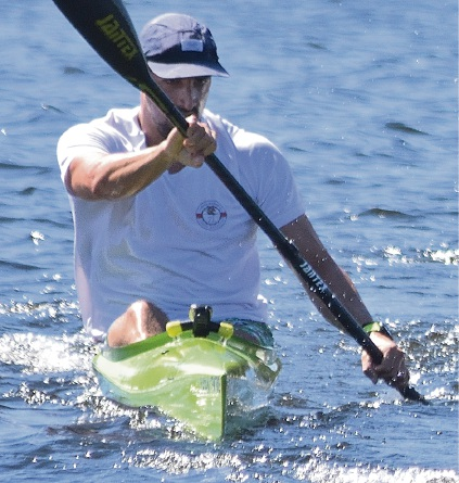 Men's class winner Josh Kippin, of North Perth, is ranked in the top 10 in the world.