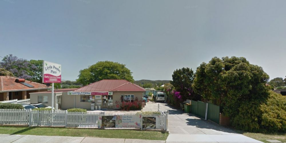 Little Peoples Place child care centre in Spearwood. Picture: Google.