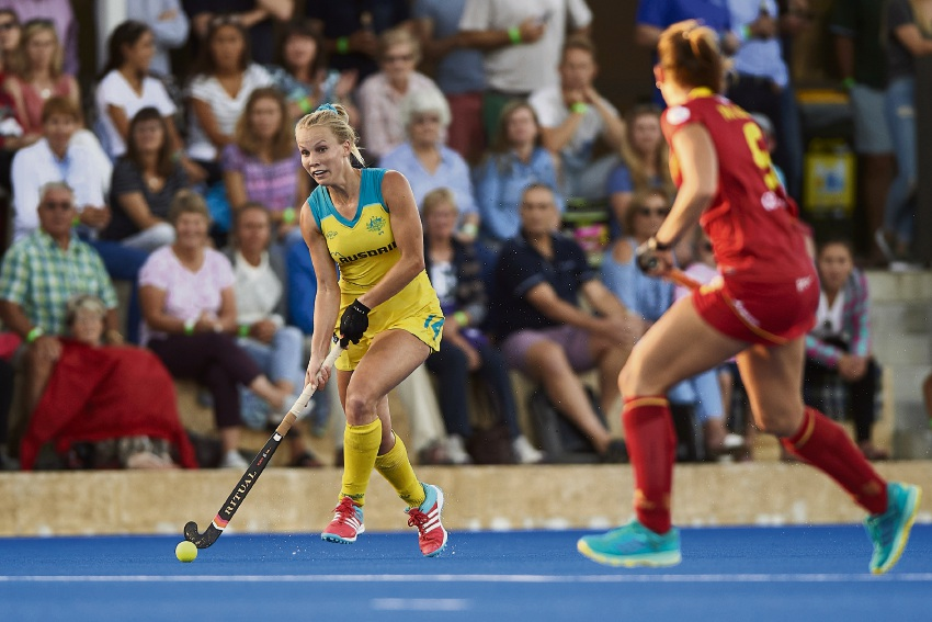 Warwick Hockey Centre praised after hosting international