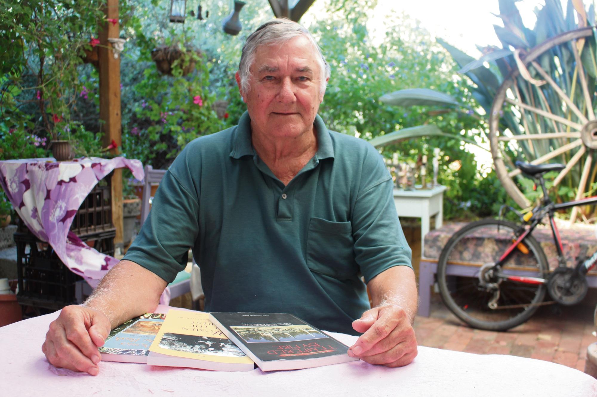 Roger Underwood.