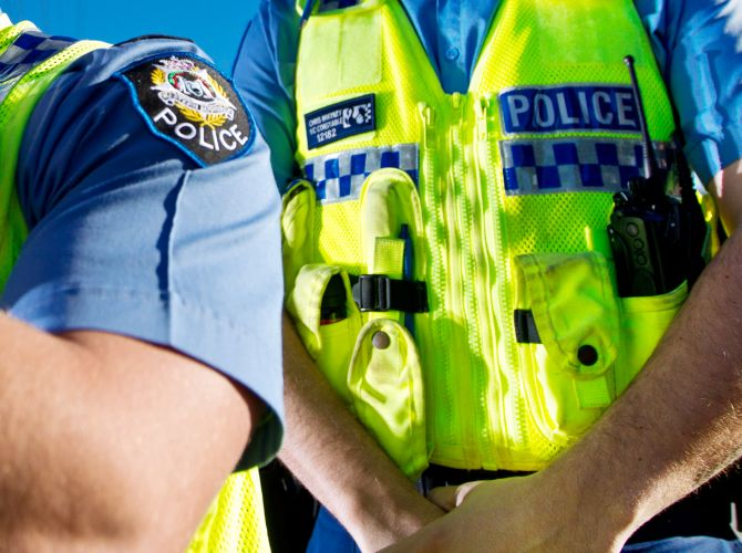 Mandurah Police on hunt for pair responsible for attempted armed robbery
