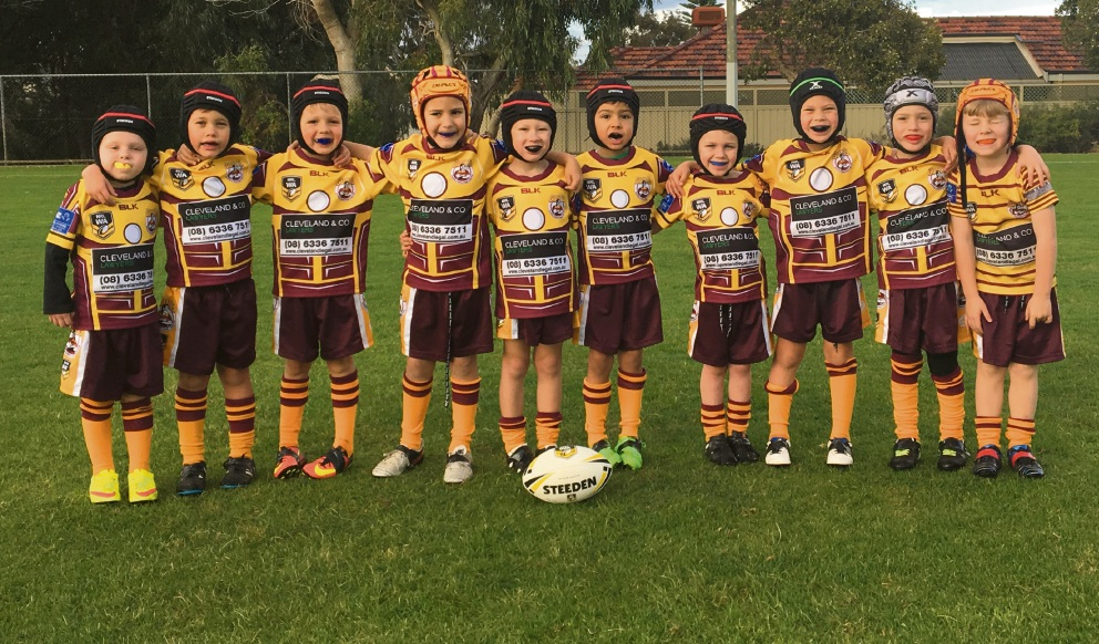 The Joondalup Giants Rugby League Club will host junior come and try days.