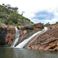 Serpentine Falls.