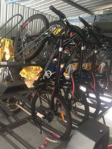 Mandurah Police on the lookout for 16 stolen bikes