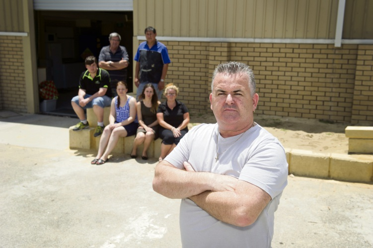 Catalyst Schools Boys Campus, Wangara chief executive Michael Parker. File picture: Community News