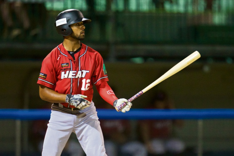 If Garrett Whitley is to win an ABL Championship, he's going to have to do it without his Tampa Bay teammates.