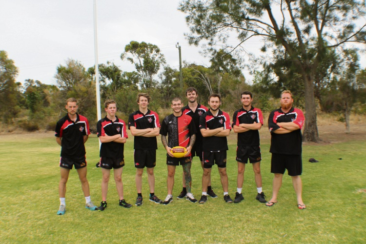 Bullsbrook footy club players are looking forward to a big 2018.