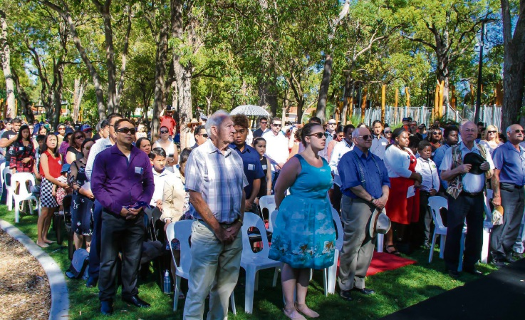 Kwinana residents recognised in Community Citizen of the Year Awards
