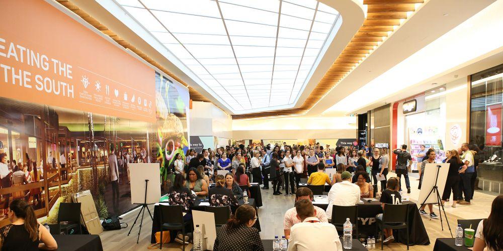 Third Mandurah Forum Jobs Fair attracts thousands of job seekers