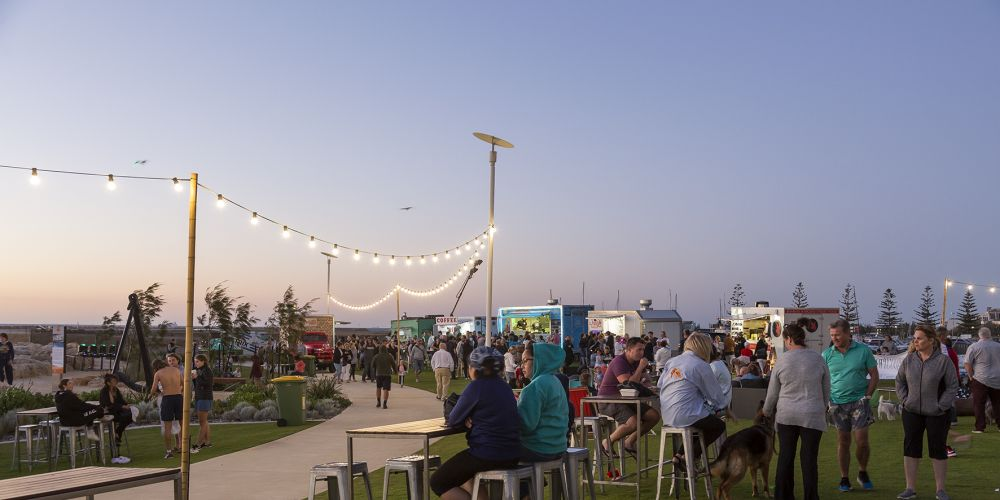 Frasers Property Australia is celebrating the end of summer at its Summer Soul event.