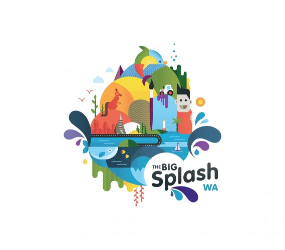Proudly supporting The Big Splash