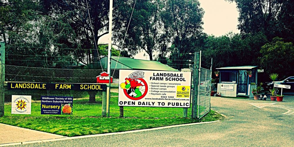 Landsdale Farm School future in question as State Government cancel its funding.
