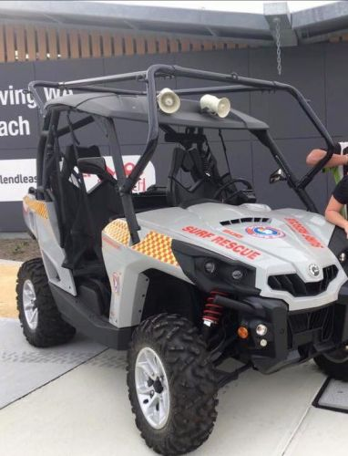 Alkimos Surf Life Saving Club appeals for information on missing beach buggy