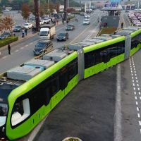 The Perth Trackless Tram project is being spearheaded by the Curtin University Sustainability Policy Institute.