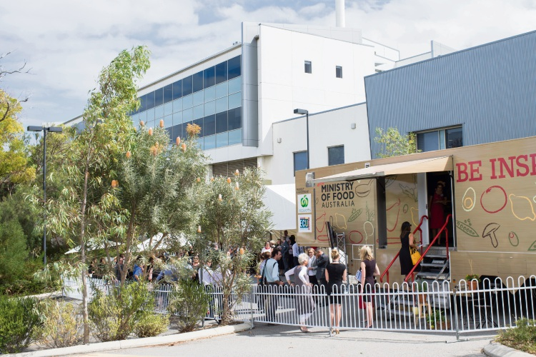 Jamie's Ministry of Food returns to ECU Joondalup in March.