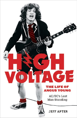 High Voltage by Jeff Apter.