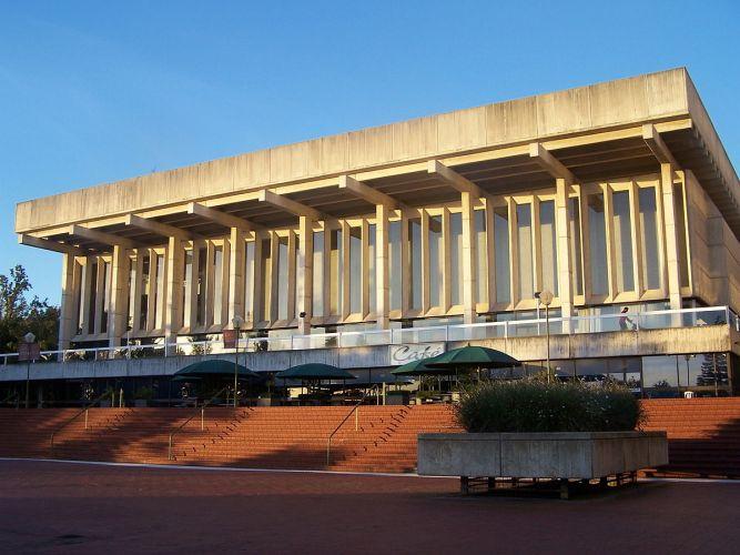 Perth Concert Hall.