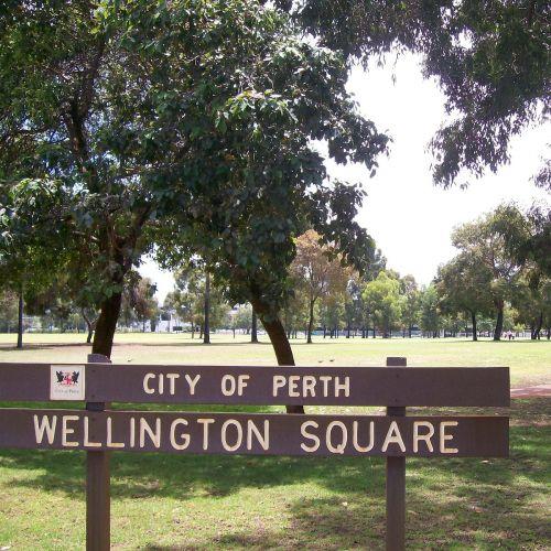 Wellington Square. Picture: Wikipedia