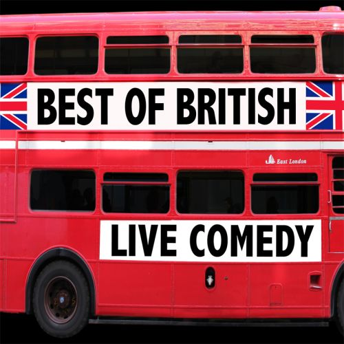 Best of British – live comedy at The Court