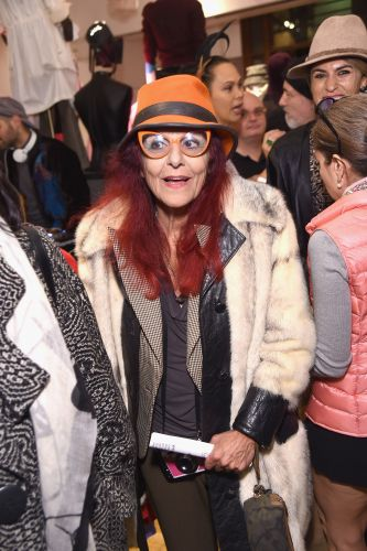 Designer Patricia Field.  Picture: Gary Gershoff/Getty Images for Housing Works