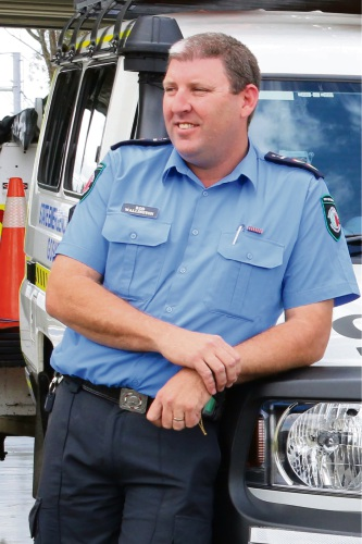 City of Gosnells employee Rod Wallington has received an Australian Fire Service Medal.