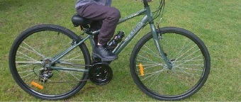 Police are searching for this bike stolen from Mt Lawley between February 1 and 2.